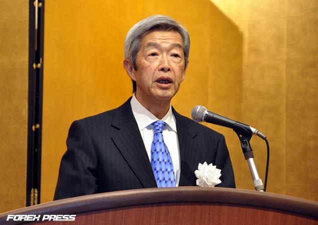 東京商品取引所 代表執行役社長 江崎格氏