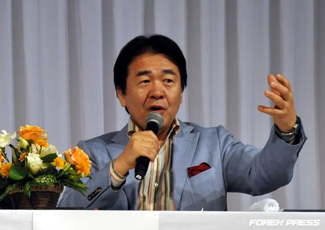 外為どっとコム総合研究所首席研究理事 竹中平蔵 氏
