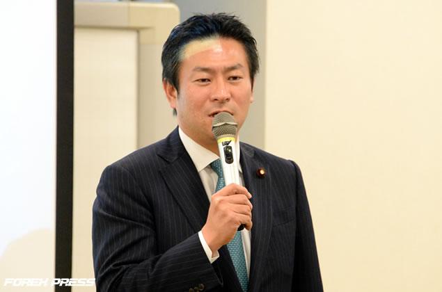 衆議院議員 秋元司氏