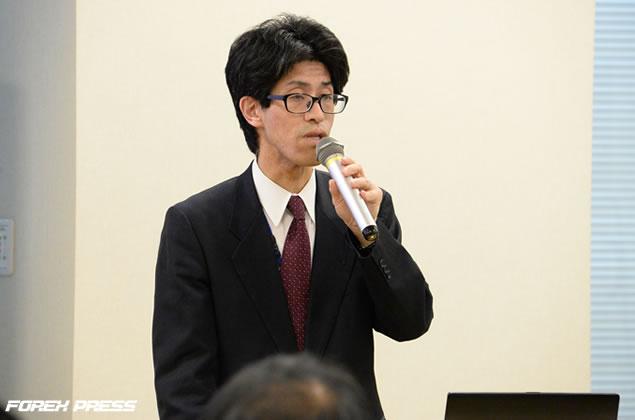金融庁総務企画局企画課信用制度参事官室 黒井哲也氏