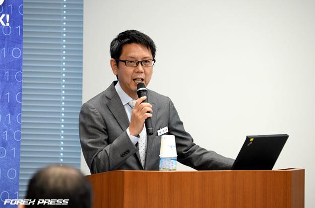 東京金融取引所 岡田氏によるNYダウ証拠金取引の解説